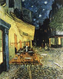 V.van Gogh, Terrasse des Cafes in Arles von AKG  Images
