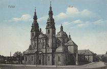 Fulda, Dom / Postkarte by AKG  Images