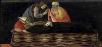 Botticelli, Entnahme des Herzens von AKG  Images