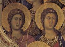 Duccio, Maesta, Engel by AKG  Images