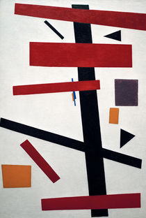 Malewitsch, Suprematismus Nr.50/ 1915 by AKG  Images