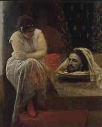 I.N.Kramskoi, Herodias von AKG  Images