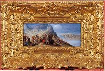 J.Brueghel d.Ae., Durzug Rotes Meer by AKG  Images