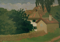 F.Vallotton, Erinnerung an Romanel by AKG  Images