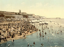 Ramsgate, Sands/ Photochrom um 1890/1900 by AKG  Images