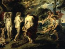 P.P.Rubens, Urteil des Paris / Kopie von AKG  Images