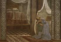 Botticelli, Maria der Verkuendigung by AKG  Images