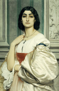 F.Leighton, Roemische Dame by AKG  Images
