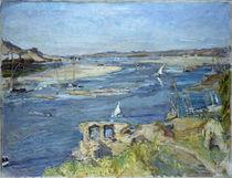 Slevogt, Der Nil bei Assuan/ 1914 von AKG  Images