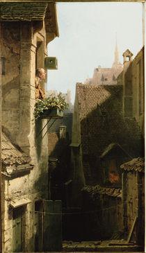 C.Spitzweg, Der Hypochonder/ 1865 by AKG  Images