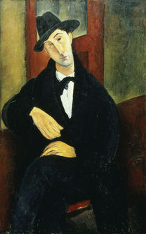 Modigliani/ Mario Varvogli/ 1919-20 by AKG  Images