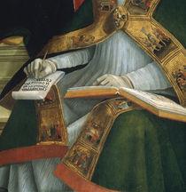 L.Signorelli, Haende des Hl.Athanasius von AKG  Images