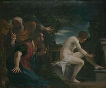 Guercino, Susanna und die beiden Alten von AKG  Images