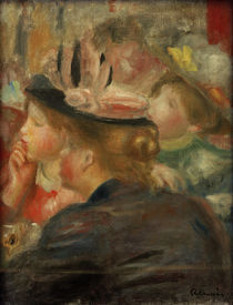 Auguste Renoir, Im Theater by AKG  Images