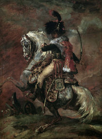 Th.Gericault, Offizier zu Pferd by AKG  Images