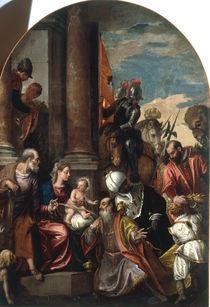 P.Veronese, Anbetung der Koenige von AKG  Images