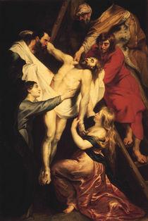 P.P.Rubens, Die Kreuzabnahme von AKG  Images
