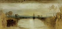 W.Turner, Chichester Canal by AKG  Images