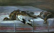 A.Renoir, Stilleben mit Fasan u.Rebhuhn by AKG  Images