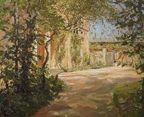 M.Slevogt, Landhaus in Godramstein von AKG  Images