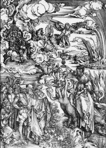 Duerer, Apokalypse, Babylonische Hure von AKG  Images