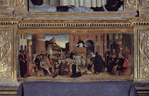 Giov.Bellini, Hl.Vincenzo Ferrer predigt von AKG  Images