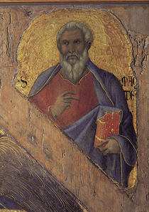 Duccio, Evangelist Matthaeus by AKG  Images