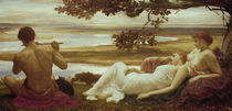 F.Leighton, Idylle by AKG  Images