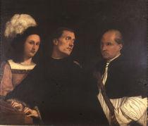 Tizian/ Das Konzert/ um 1510 by AKG  Images