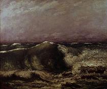 G.Courbet, Die Woge by AKG  Images
