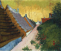 van Gogh, Gasse in Saintes Maries   by AKG  Images