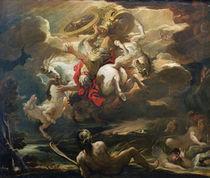 L.Giordano, Der Sturz des Phaeton von AKG  Images