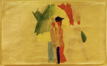 August Macke, Unter den Thuner Laaken by AKG  Images