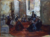 Slevogt, Vorlesung Moschee Kairo / 1914 by AKG  Images
