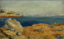 A.Renoir, Kuestenlandschaft by AKG  Images