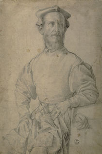 Jacopo Pontormo / Zng.v.Bronzino by AKG  Images