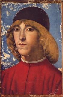 Piero di Lorenzo de' Medici/Ghirlandaio by AKG  Images