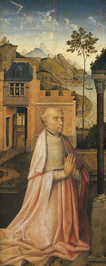 Rogier van der Weyden, Stifterbildnis by AKG  Images