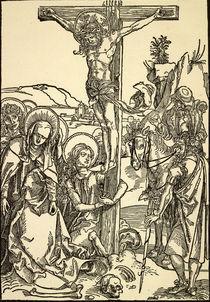 Albrecht Duerer, Kreuzigung Christi von AKG  Images