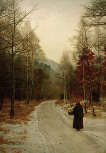 J.E.Millais, Glen Birnam by AKG  Images