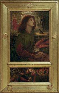 D.G.Rossetti, Beata Beatrix von AKG  Images