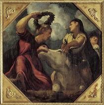 J.Tintoretto, Raub der Europa von AKG  Images