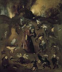 H.Bosch, Versuchung Antonius by AKG  Images