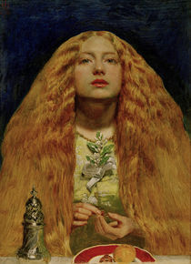 J.E.Millais, The Bridesmaid by AKG  Images