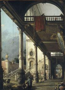 Canaletto, Capricio von AKG  Images