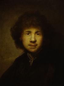 Rembrandt, Selbstbildnis 1630 von AKG  Images