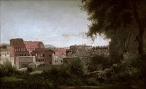 C.Corot/Kolosseum v.d.Farnes.Gaerten aus by AKG  Images
