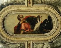 Veronese, Johannes der Evangelist by AKG  Images