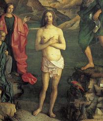 Giov.Bellini, Taufe Christi, Ausschn. von AKG  Images