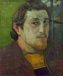 Paul Gauguin / Selbstbildnis 1888 by AKG  Images